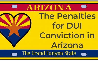 Arizona DUI Sentencing Guideline