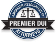 Premier DUI Attorney Badge, Liberty Law, Scottsdale AZ